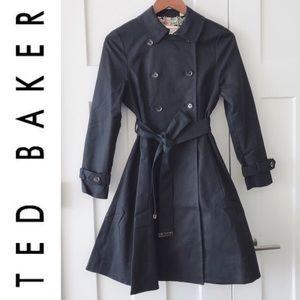 NWOT! Ted Baker Trench Coat